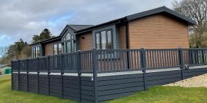 Chatsworth Park Home Lodge