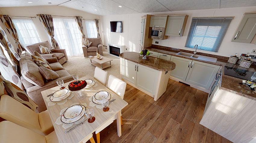 Avantgarde VIP Park Home Lodge